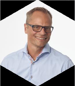 Jonas Pedersén, Non-Executive Director of Deallus