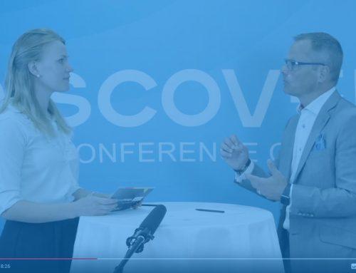 ディアラスのジョナス・ピーダーソン インタビュー(Pharma CiMi.CON EU, 2019年)