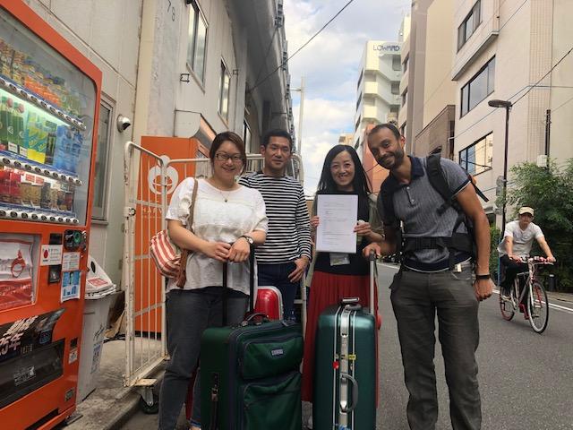 Deallus Japan Association for Refugees CSR